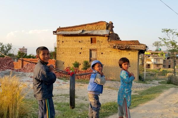 My heart in Kathmandu