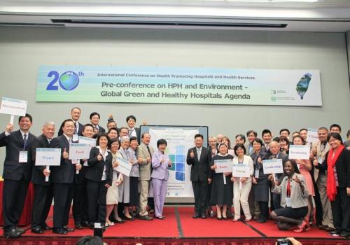 Health Prototion in Taiwan