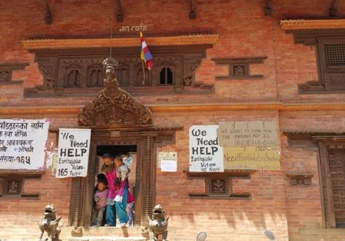 A Heart Left in Kathmandu, Nepal