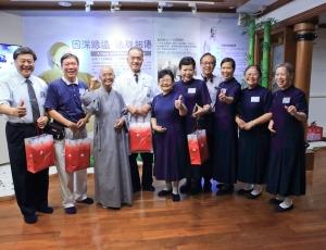 【09/16】人醫二十年全勤獎 photo: Jiang Kun-Lin