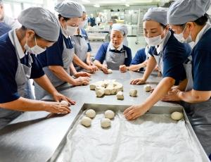 0923 製作饅頭